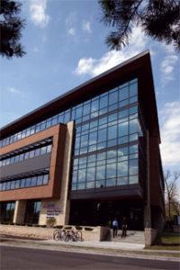 UBOB building